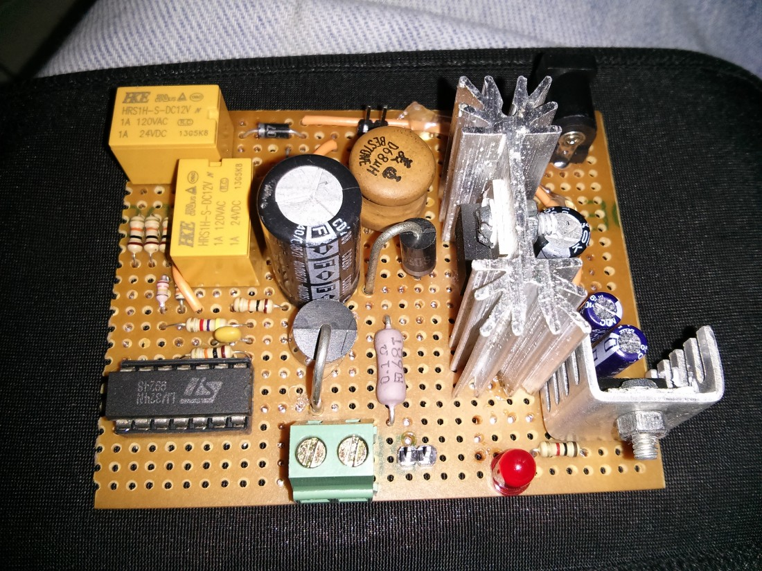 Switching Nimh Battery Charger Lonetechnologist Lm2576 In The Charging Circuit Application Img 20160617 163814 New 163902