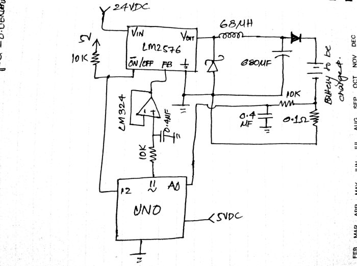 Programmable Switching Current Source Using Arduino as a