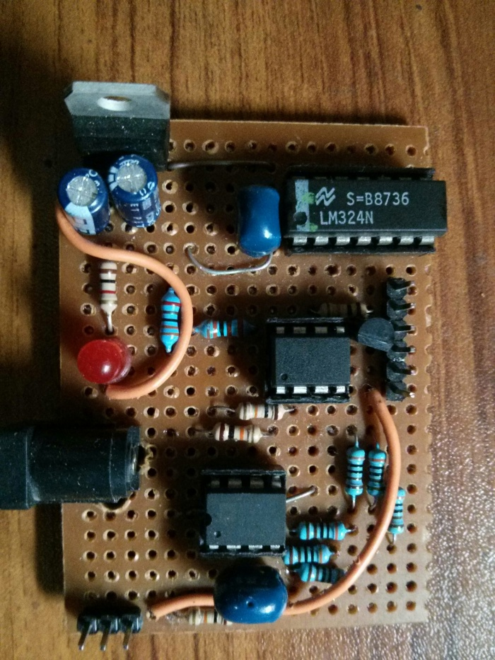 Improving and Porting the PID Controlled Current Source Design Over to an ATtiny85