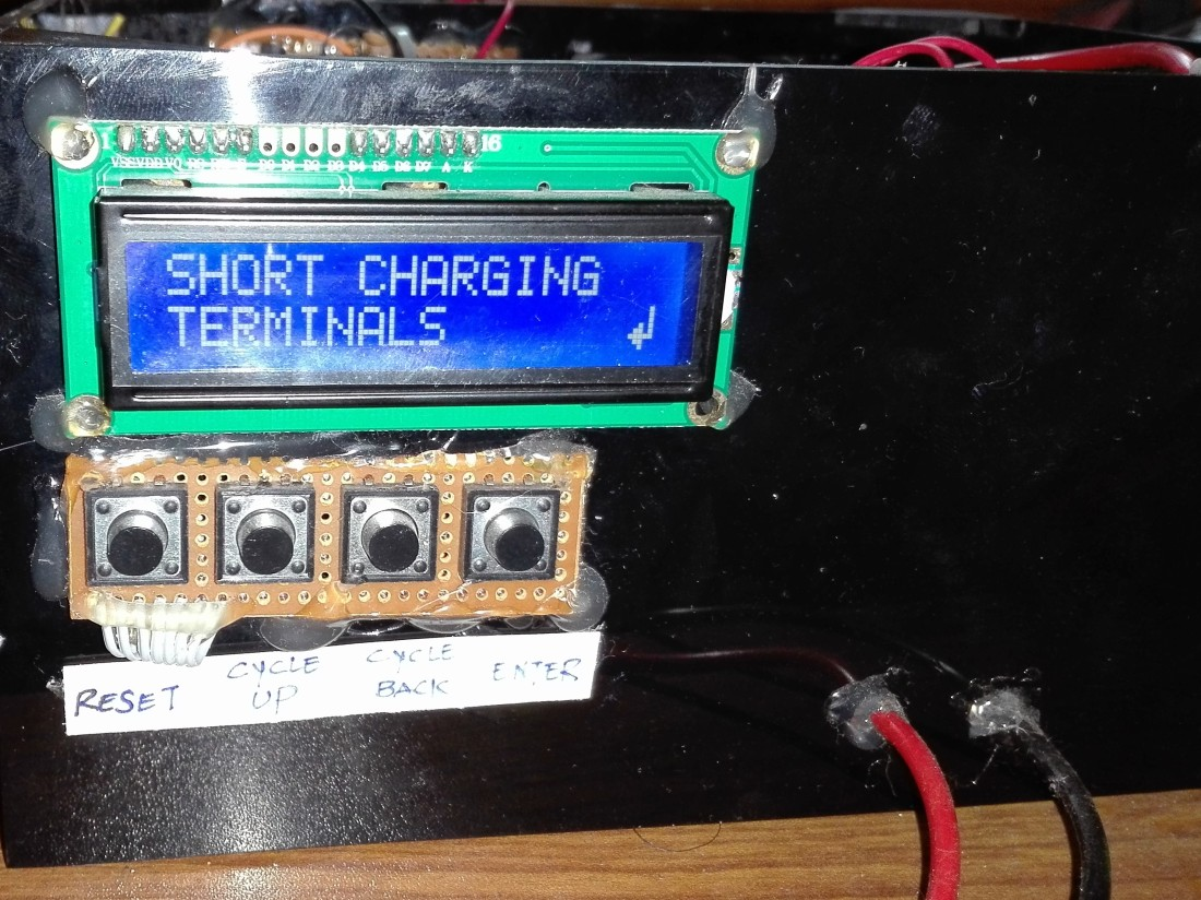 Universal Programmable Nimh Battery Charger Lonetechnologist Lm2576 In The Charging Circuit Application Img 20170523 001839